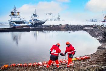 Địa chấn đáy biển Flounder thế hệ mới ở Nga