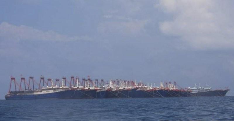 Philippines 'tuần tra chủ quyền' ở Biển Đông, Trung Quốc thông báo kế hoạch tập trận