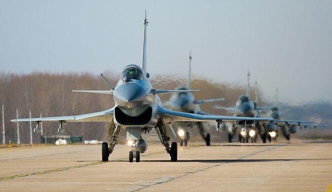 Trung Quốc công bố đợt tập trận mới ở Biển Đông