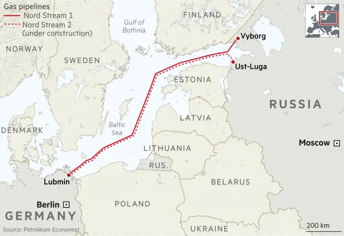 Ba Lan trừng phạt nhà thầu tham gia Dòng chảy Phương Bắc 2