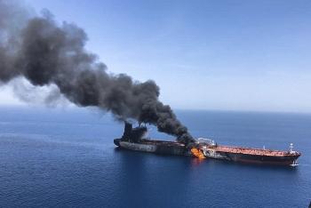 """Iran lập căn cứ hải quân tại """"điểm chết"""" Hormuz"""