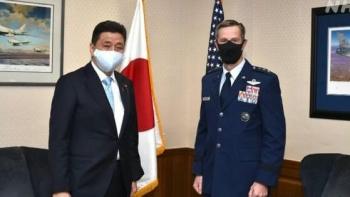 Nhật Bản, Mỹ bày tỏ quan ngại về các hoạt động của Trung Quốc ở Biển Đông