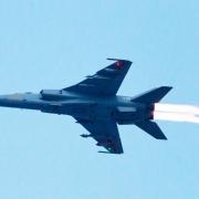 Việt Nam phản ứng trước tin máy bay Trung Quốc diễn tập trên Biển Đông