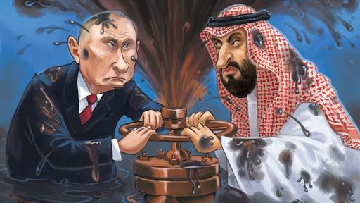Ả rập Saudi và Nga cạnh tranh xuất khẩu dầu thô sang Trung Quốc
