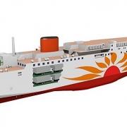 Nhật Bản đặt đóng tàu sử dụng nhiên liệu LNG đầu tiên