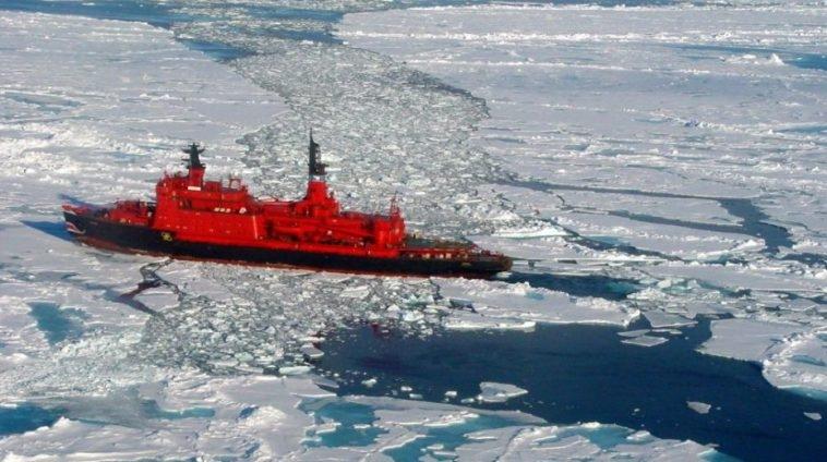 Ấn Độ hợp tác phát triển tài nguyên dầu khí ở Bắc Cực của Nga