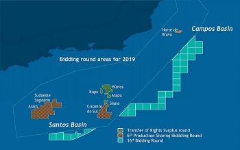 Petrobras kêu gọi đầu tư mỏ dầu tiền muối bể Santos