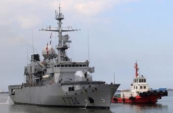 Chính sách mới của EU về Ấn Độ-Thái Bình Dương, vấn đề an ninh biển