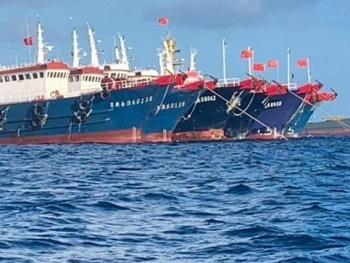 Vụ tàu cá Trung Quốc ở Đá Ba Đầu: EU ra chiến lược mang tính 'bước ngoặt'