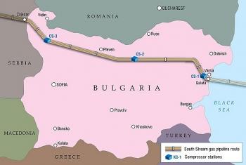 Serbia xây dựng đường ống khí kết nối song song với Dòng chảy Thổ Nhĩ Kỳ