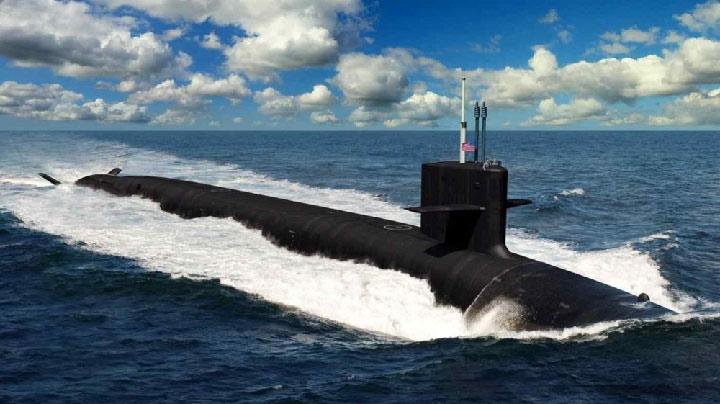 Ấn Độ Dương-Thái Bình Dương: Địa bàn cạnh tranh tàu ngầm chiến lược thế hệ mới giữa Mỹ và Trung Quốc