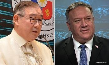Ngoại trưởng Mỹ, Philippines điện đàm về phán quyết PCA và 'lợi ích chung' ở Biển Đông