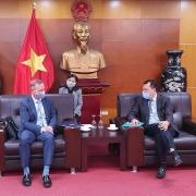 Vương quốc Anh sẽ đầu tư mạnh vào năng lượng tái tạo tại Việt Nam
