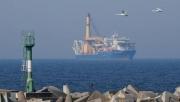 Tàu Nga tiến vào vùng biển của Đức để đặt đường ống Nord Stream 2