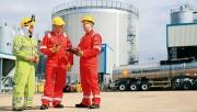 Shell cam kết phát triển dự án phát triển vùng nước sâu