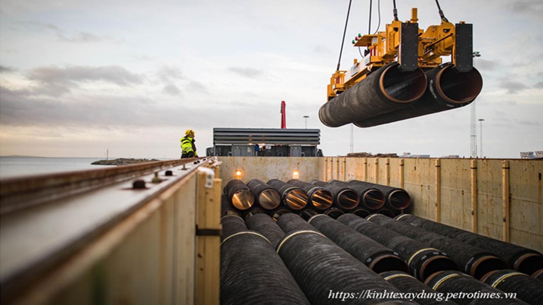 """Đức sẽ trừng phạt Nga nếu sử dụng Nord Stream 2 làm """"vũ khí"""""""