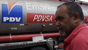 Vận động chính quyền Biden dỡ bỏ cấm vận đổi dầu của Venezuela