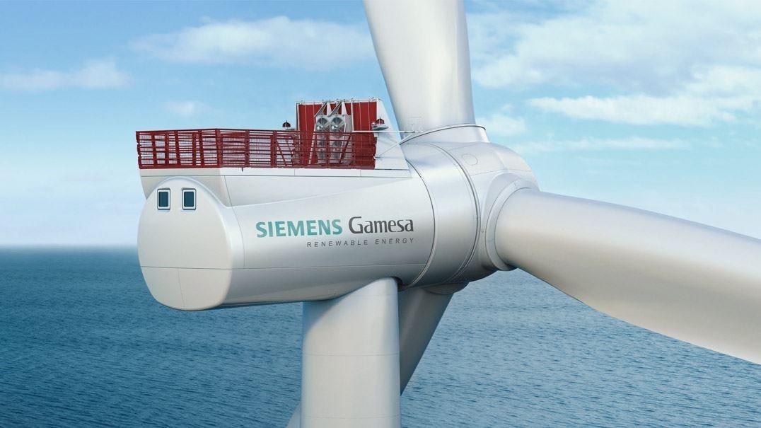 Siemens sản xuất hydro offshore từ năng lượng gió
