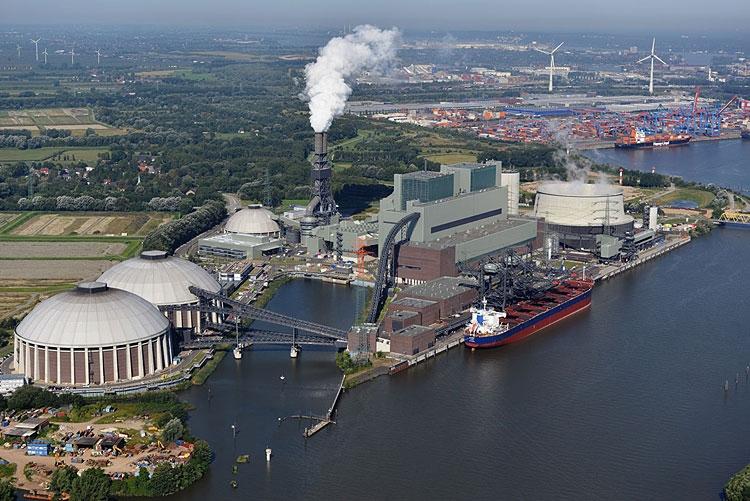 Shell và Mitsubishi chuyển đổi nhà máy nhiệt điện than thành trung tâm sản xuất hydro tái tạo