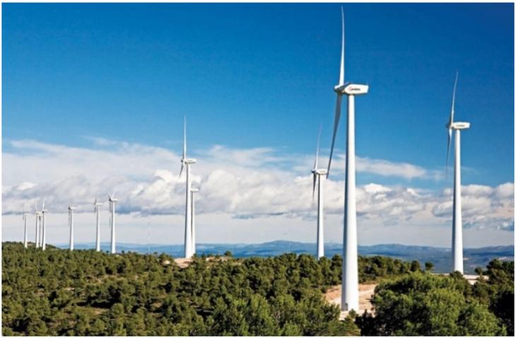 GE Renewable Energy cung cấp tuabin điện gió cho nhà máy thứ hai tại Việt Nam