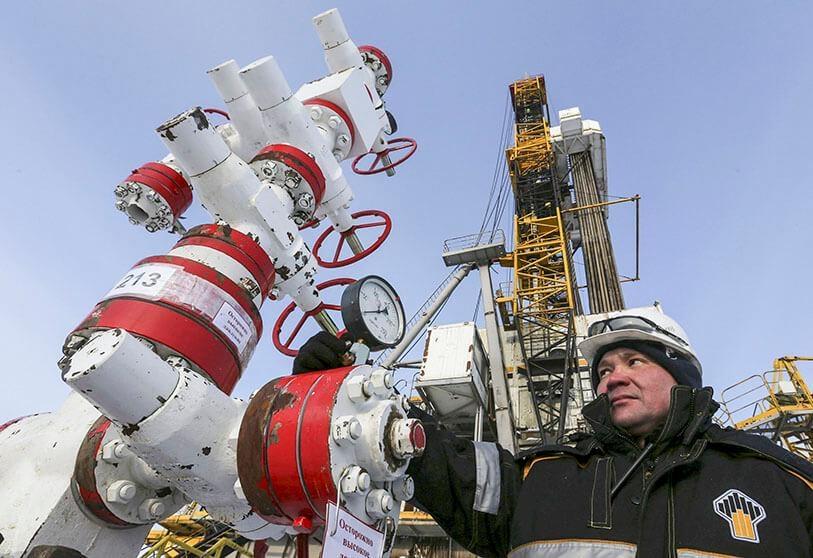 Sản lượng khai thác dầu của Nga đã đạt đỉnh