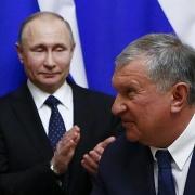 Chủ tịch Rosneft Ông Igor Sechin được bổ nhiệm lại thêm 5 năm