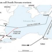 Cạnh tranh gia tăng ở thị trường khí châu Âu, khả năng dư thừa công suất của Blue Stream và Turk Stream