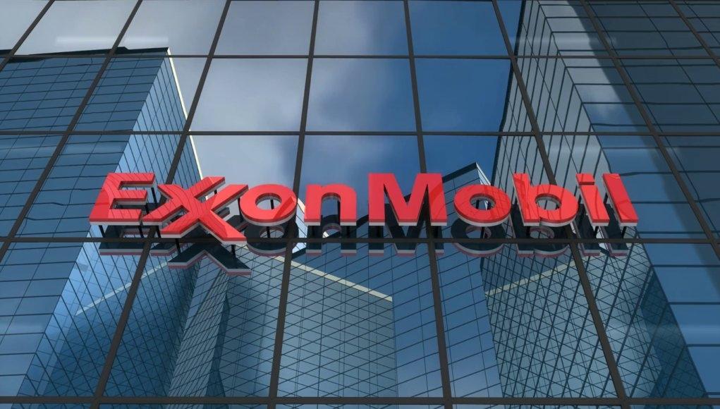 exxonmobil mat vi tri dan dau trong nganh cong nghiep dau khi the gioi