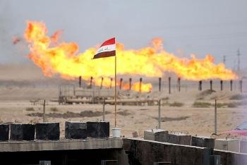 Iraq tăng xuất khẩu dầu thô bất chấp quyết định của OPEC+