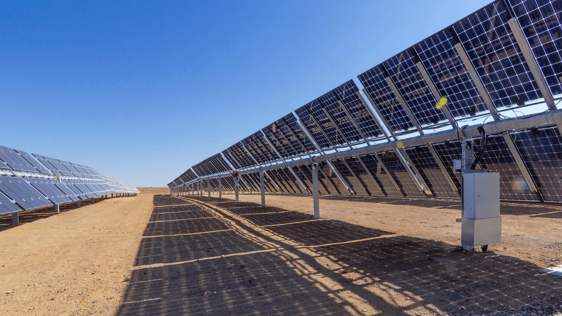 Triển vọng sản xuất hydro từ bức xạ mặt trời