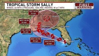 Bão Sally có ảnh hưởng tới giá dầu?