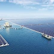 Đánh giá tiềm năng điện mặt trời nổi trong các hồ thủy điện