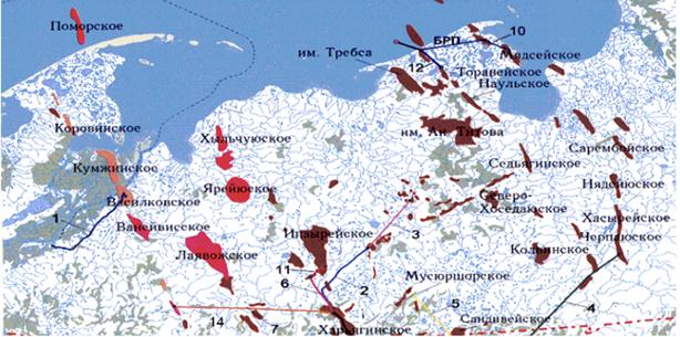 Rosneft lùi bước trước Gazprom trong lĩnh vực LNG