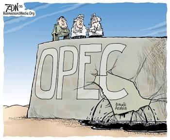Ả Rập Xê Út có thể buộc phải bắt đầu một cuộc chiến giá dầu mới