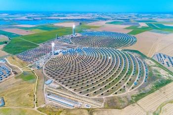 Tây Ban Nha tiếp tục dẫn đầu EU về phát triển năng lượng mặt trời
