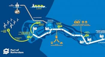 Đức: Nhập khẩu hay tự sản xuất hydro?
