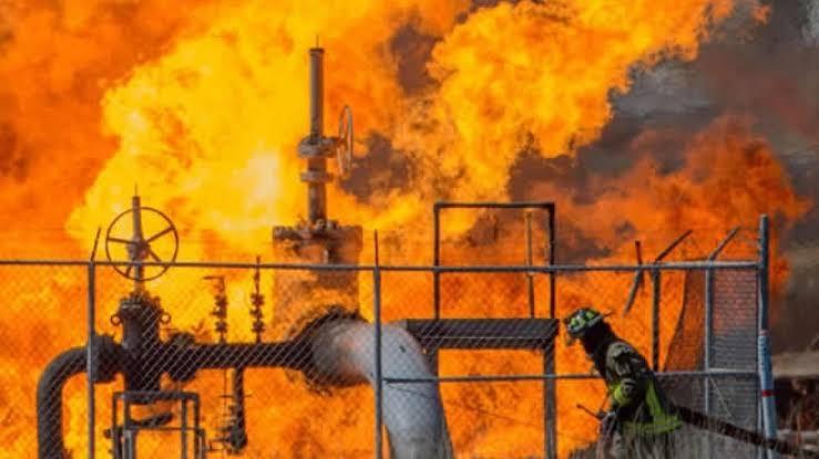 Nhiều cơ sở dầu khí bị tấn công tuần qua