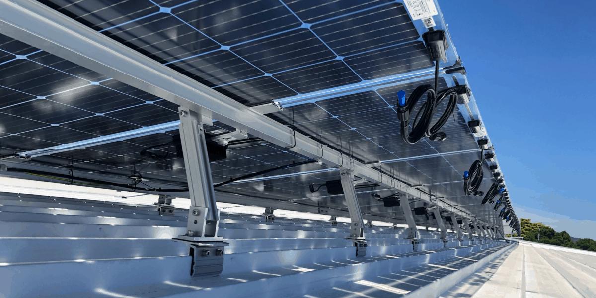 Khởi công điện mặt trời sử dụng công nghệ pin hai mặt bifacial solar panel lớn nhất châu Âu