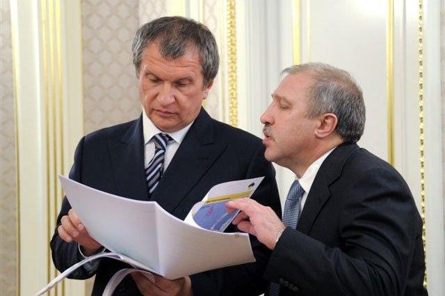 Rosneft tiếp tục mở rộng địa bàn, Tổng giám đốc cũ của Rosneft là ai?