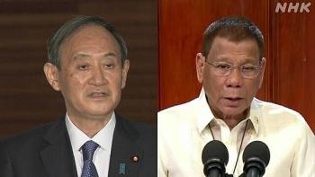 Nhật Bản-Philippines khẳng định hợp tác chặt chẽ trong vấn đề Biển Đông