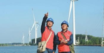 Trung Quốc thay đổi cơ cấu năng lượng nhanh và mạnh
