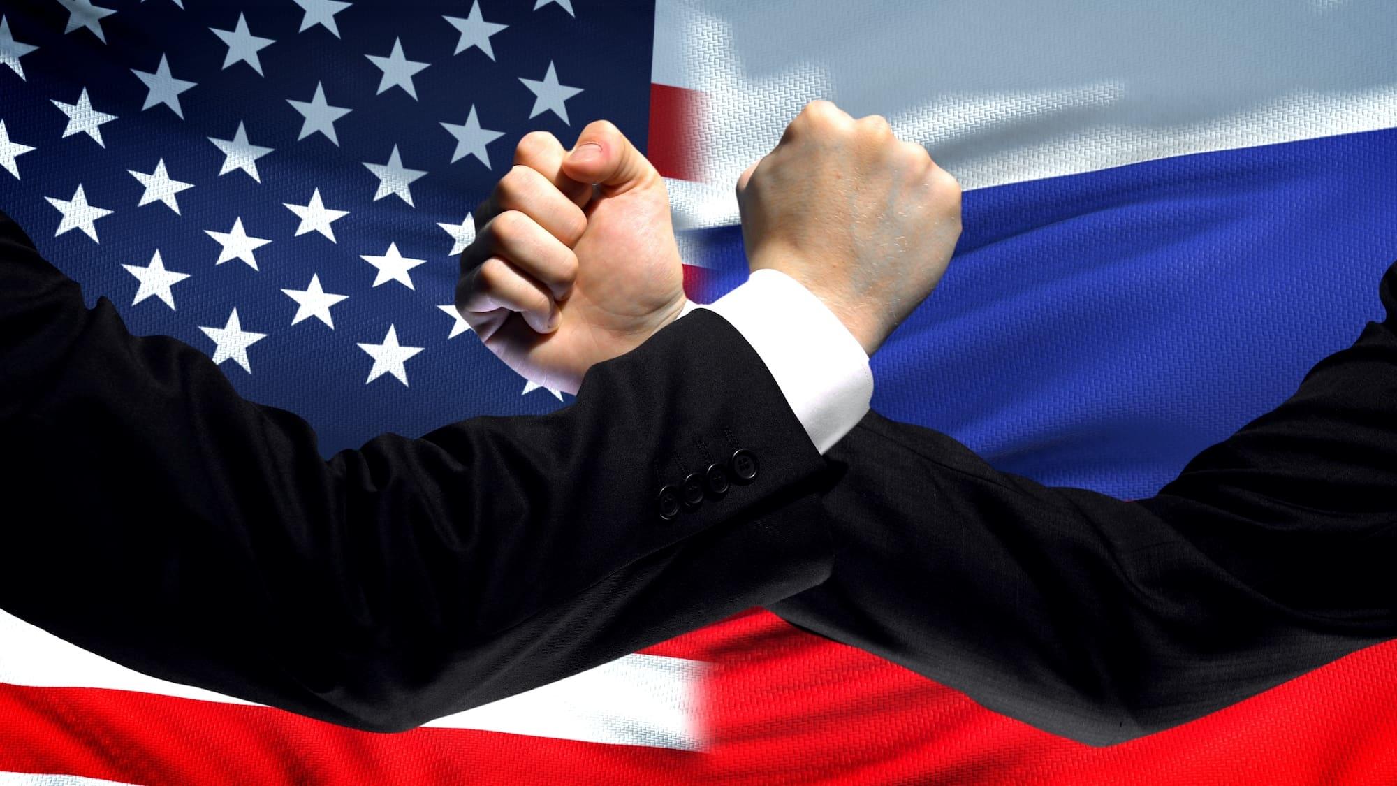 Nga, Trung sẵn sàng đối đầu với trừng phạt của Mỹ