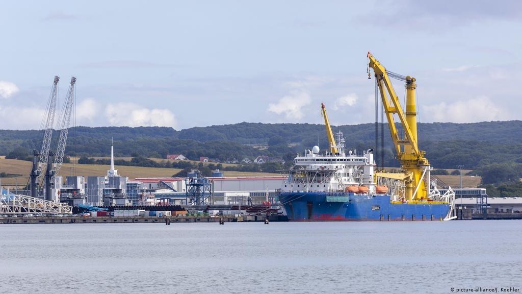Nord Stream 2 qua Đan Mạch hoàn thành vào tháng 4/2021