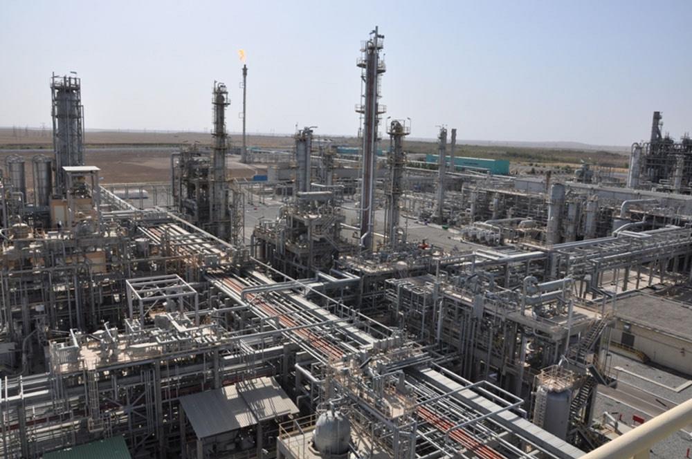Nga mở rộng hợp tác dầu khí ở Trung Á