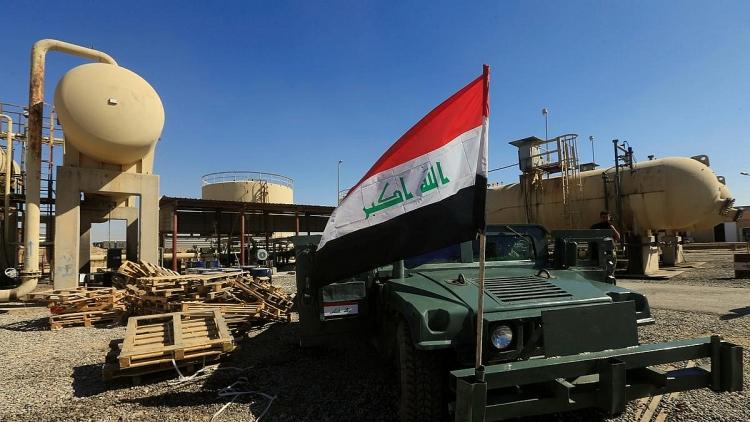 bp hoan tat hop dong phat trien mo kirkuk o iraq