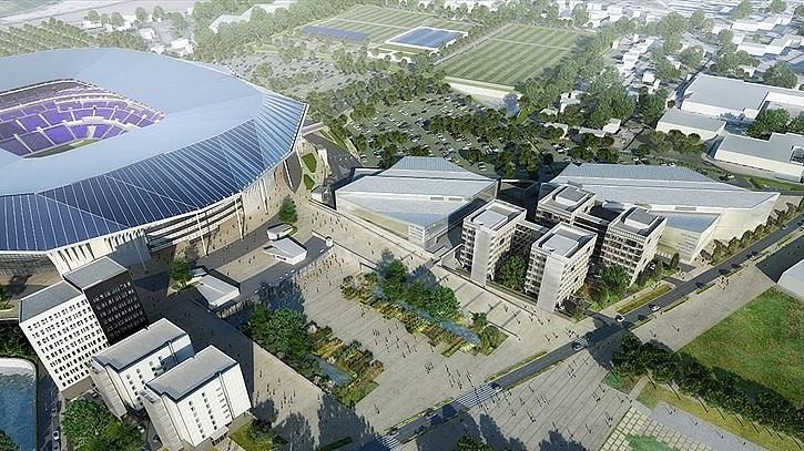 CLB bóng đá Olympic Lyon sẽ trở thành nhà sản xuất điện