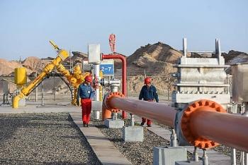 Turkmenistan muốn tăng tốc xuất khẩu khí đốt sang Trung Quốc