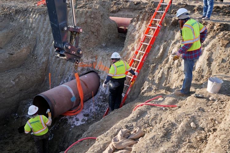 Joe Biden ra lệnh ngừng đường ống Keystone XL, Canada thất vọng