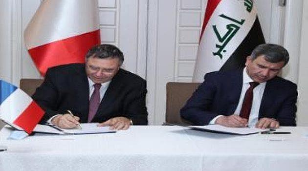 Total ký thỏa thuận với Iraq về năng lượng xanh