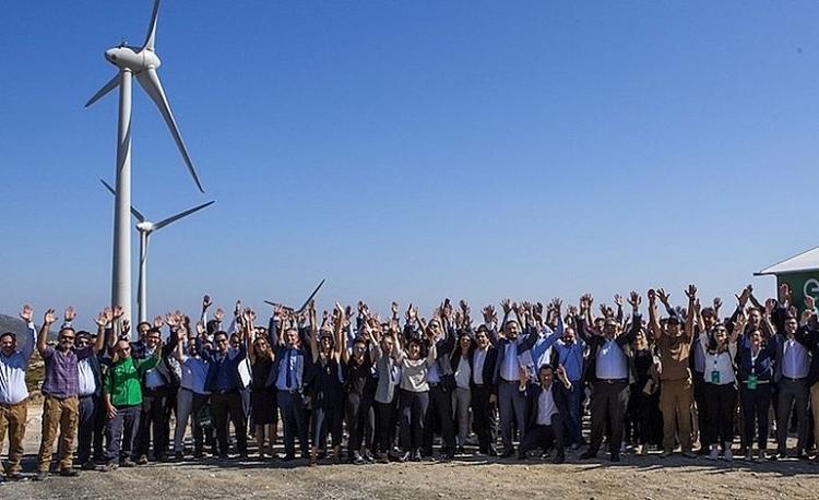 Gã khổng lồ Ý Enel đẩy mạnh công suất năng lượng tái tạo toàn cầu